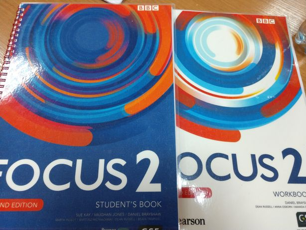 Focus 2, 2nd edition