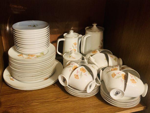 Фарфоровый чайный сервиз Chori Yamato (Япония, СССР) 53 предмета