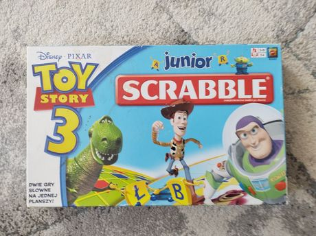 Scrabble Junior, Toy story