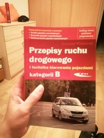 Przepisy ruchu drogowego kategorii B