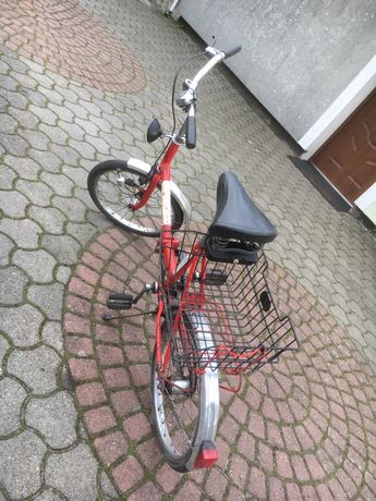 """Rower składany WIGRY 3 na kołach 20"""""""