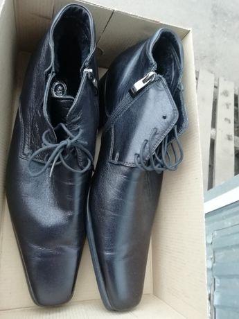 Ботинки размер 43, натуральная кожа