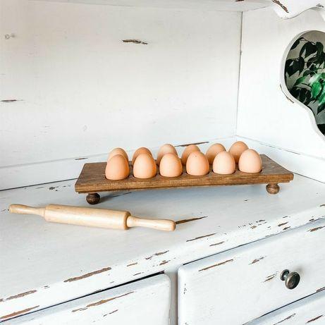 Wiejskie jajka z wolnego wybiegu