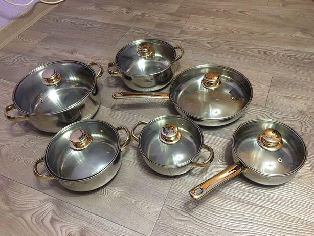 Набор кухонной посуды Kochtopf Super mega кастрюли Луганск