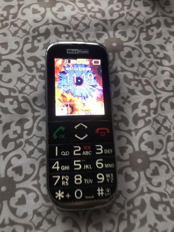 Telefon dla osoby starszej