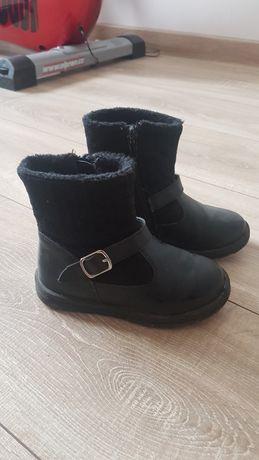 Kozaki - botki na jesien i ciepłą zimę