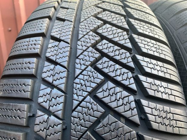 215/65 R17 Continental ContiWinterContact TS850P. Резина зимняя