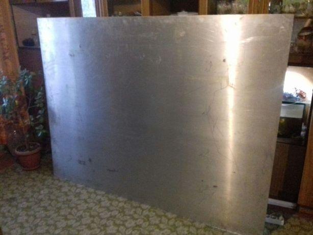 Лист Дюраль алюминий новый Д16АТ 1.5х1500х2000мм