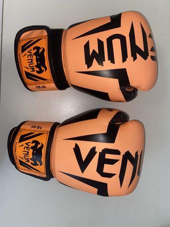 Боксерські рукавички PU на липучці