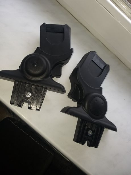 Regulowane adaptery do bebetto holland
