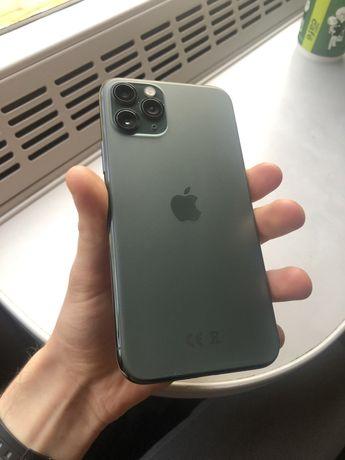 iPhone 11 Pro 64 Midnight Green
