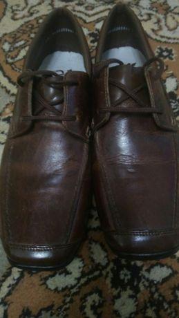 Мужские туфли rieker 46 размер