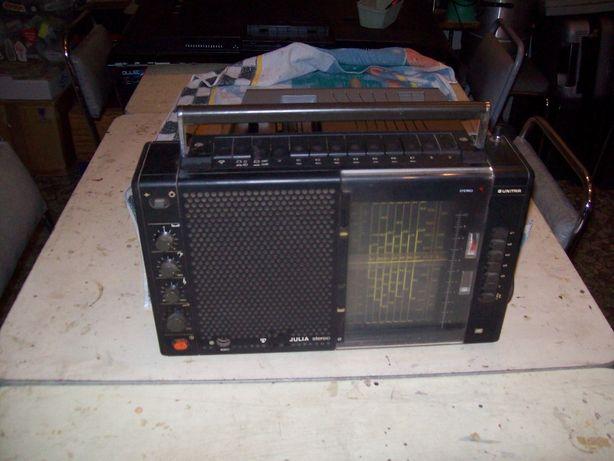 radio julia stereo prl retro unitra kolekcjonerskie sprawne