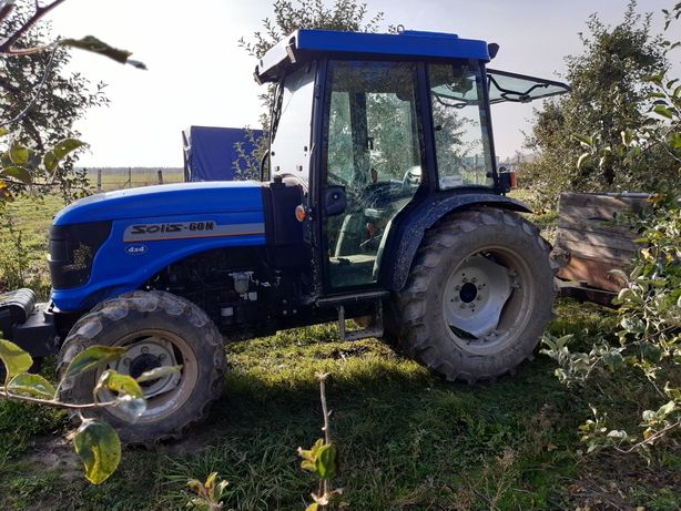 Трактор soliz - 60