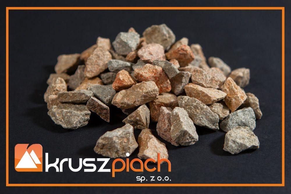 Kamień ozdobny RedBlu 16-22 mm inne kruszywa Kora Piach Żwir Transport Dąbrowa Górnicza - image 1
