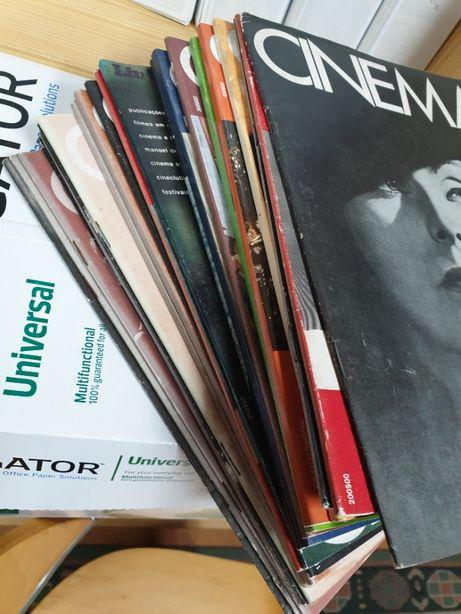 Colecção Revista CINEMA - Anos 90