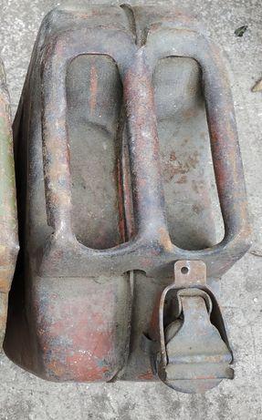 канистра металлическая железная 20 л