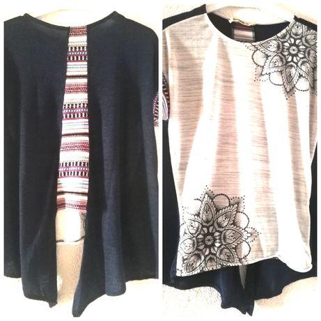 Desigual bluzka / tunika r. M