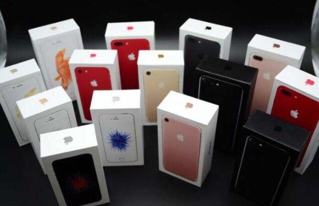 Новый iPhone ! 8+ 64/256Gb , все цвета есть ! Год гарантия !