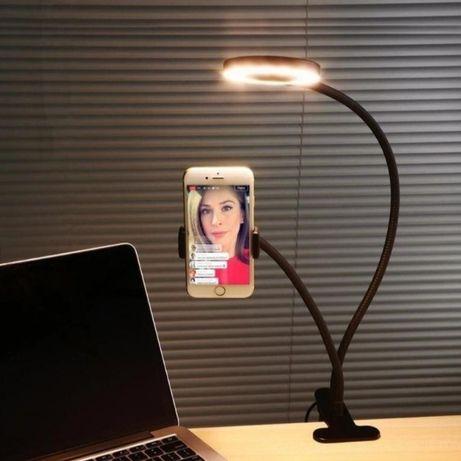 Держатель для телефона подсветкой Professional Live LED