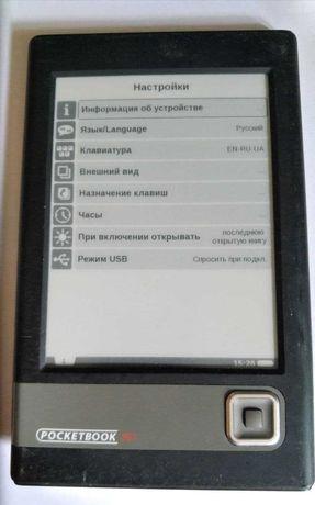 Электронная книга Pocketbook 301 на чернилах