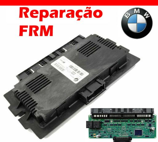 Reparação de Módulos BMW FRM FRM3
