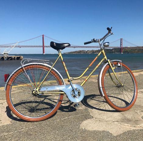 Bicicleta Triumph, Vintage