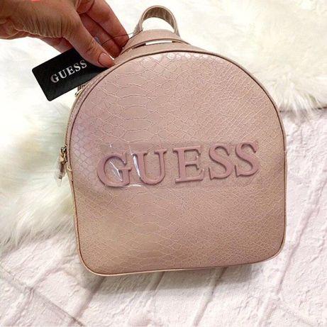 Мини рюкзак Guess. оригинал