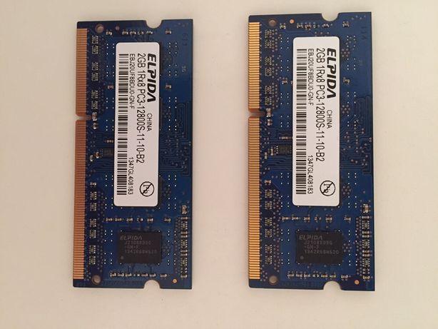 Memória RAM 4GB (MAC) DDR3 1600Mhz