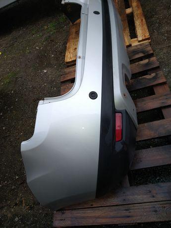 Dacia Duster zderzak tył ted69