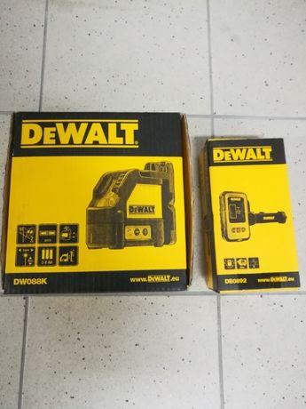Laser Dewalt+Detetor linhas Dewalt