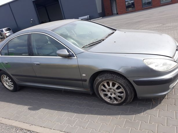 Peugeot 607 2.2hdi cały na części