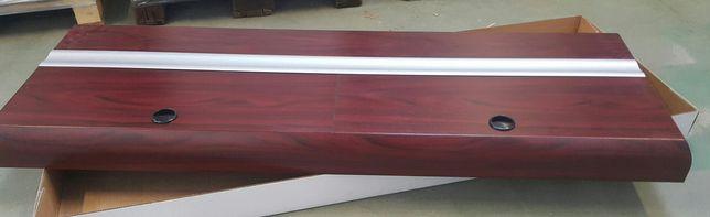 Obudowa pokrywa akwariowa aluminiowa o wymiarach 150x50.