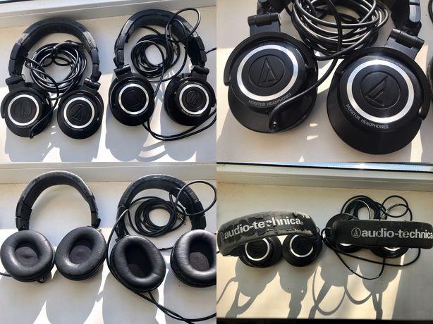Audio technica ath m 50