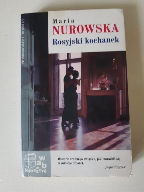 Książka Maria Nurowska - Rosyjski kochanek