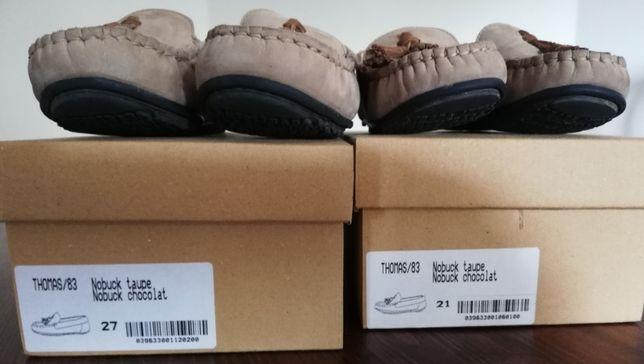 Mocassins /Sapatos de cerimónia de menino Beje T21