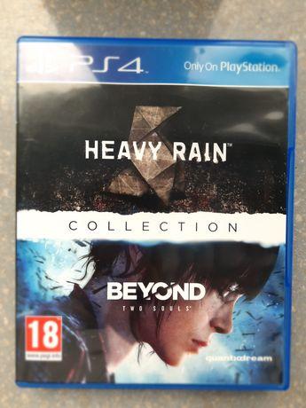 Heavy Rain + Beyond Two Souls PS4