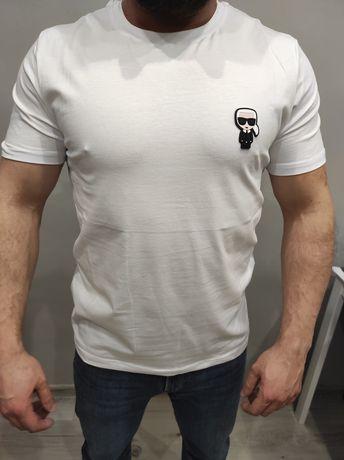 Koszulka Męska Karl Lagerfeld M-XXL OUTLET Hit