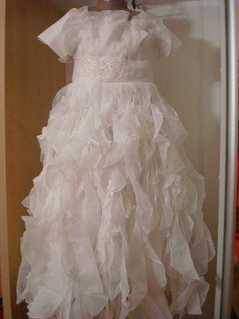 Очень нарядное платье