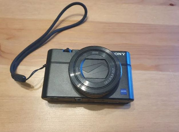 Sony DSC-RX100M3 Mark III aparat cyfrowy