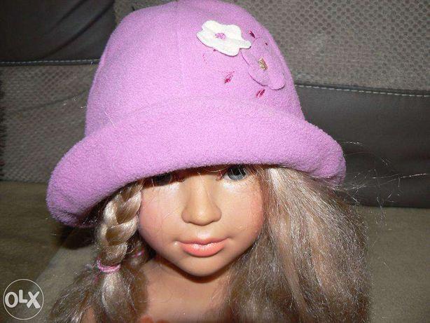 -kapelusik polarowy wiosenny ~~rozm.52