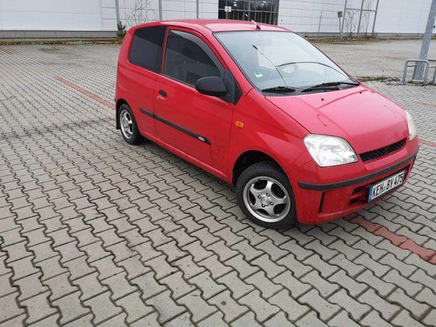 Daihatsu Cuore под розтаможку в Польше  2005