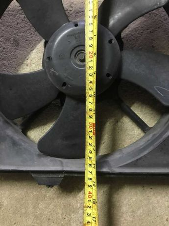 mazda 6 moto ventilador