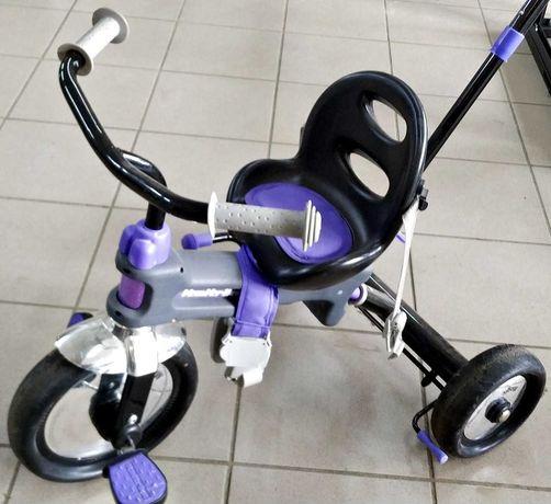 Rower dla dziecka dziecięcy mały prowadnik OKAZJA!