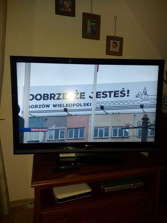 "Telewizor LCD Sharp Aquos 52"""