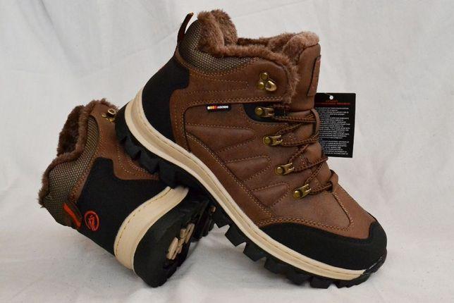 Зимние мужские ботинки Navigator прошитые. Размер 44, 45