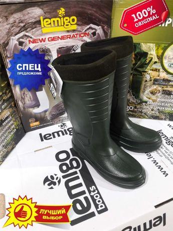 Зимние сапоги Lemigo Grenlander 862 EVA обувь Лемиго для рыбалки -30