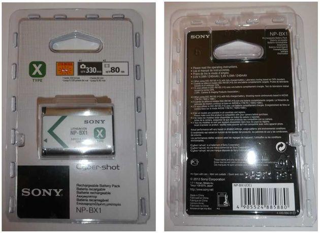 Bateria - Sony NP-BX1