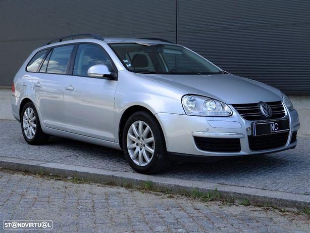 VW Golf Variant 1.9 TDi BlueM Sportline