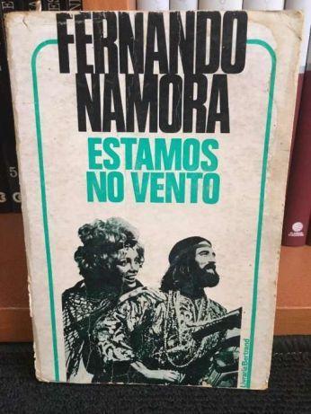 Livro - Estamos No Vento - Fernando Namora